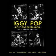 IGGY POP - POST POP DEPRESSION LIVE AT THE ROYAL ALBERT HALL DVD