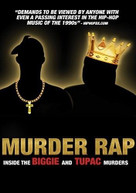 MURDER RAP: INSIDE THE BIGGIE & TUPAC MURDERS DVD