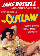 OUTLAW (1943) DVD