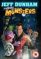 JEFF DUNHAM - MINDING THE MONSTERS (UK) DVD