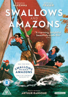 SWALLOWS AND AMAZONS (UK) DVD