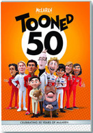 TOONED - 50 (MCLAREN FORMULA 1 RACING TEAM) (UK) DVD