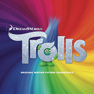 TROLLS / SOUNDTRACK VINYL