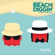 BEACH DIGGIN VOL 4: HANDPICKED BY GUTS & MAMBO CD