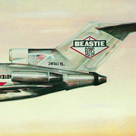 BEASTIE BOYS - LICENSED TO ILL (30TH) (ANNIVERSARY) VINYL