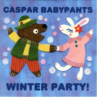 CASPAR BABYPANTS - WINTER PARTY! CD