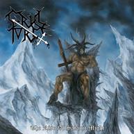 CRUEL FORCE - RISE OF SATANIC MIGHT (UK) CD