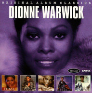 DIONNE WARWICK - ORIGINAL ALBUM CLASSICS (IMPORT) CD