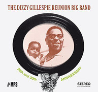 DIZZY GILLESPIE - 20TH & 30TH ANNIVERSARY (UK) VINYL