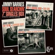 JIMMY BARNES - SOUL SEARCHIN? 7? SINGLES BOX VINYL