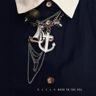 MADAM - BACK TO THE SEA (UK) CD