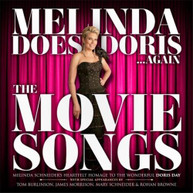 MELINDA SCHNEIDER - MELINDA DOES DORIS AGAIN-THE MOVIE SONGS CD