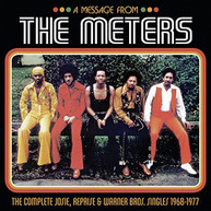 METERS - COMPLETE JOSIE REPRISE &  WARNER BROS SINGLES 68 - COMPLETE CD