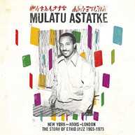 MULATU ASTATKE - NEW YORK - ADDIS - LONDON VINYL
