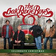 OAK RIDGE BOYS - CELEBRATE CHRISTMAS CD