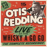 OTIS REDDING - LIVE AT THE WHISKEY A GO GO: COMPLETE RECORDINGS CD