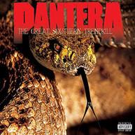 PANTERA - GREAT SOUTHERN TRENDKILL (20TH) (ANNIVERSARY) CD