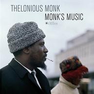 THELONIOUS MONK - MONK'S MUSIC (GATE) (180GM) VINYL