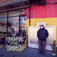 VINNIE PAZ - CORNERSTONE OF THE CORNER STORE CD