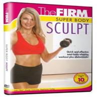 FIRM: SUPER BODY SCULPT (MOD) DVD