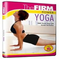 FIRM: POWER YOGA (MOD) DVD