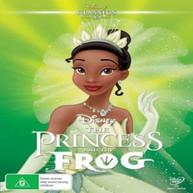 PRINCESS AND THE FROG (DISNEY CLASSICS) DVD
