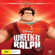 WRECK IT RALPH (DISNEY CLASSICS) DVD