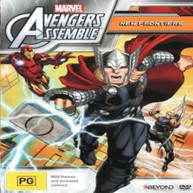 AVENGERS ASSEMBLE: NEW FRONTIERS (2015) DVD