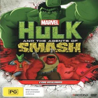 HULK AND THE AGENTS OF SMASH: FOR ASGARD (2015) DVD