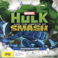 HULK AND THE AGENTS OF SMASH: INHUMAN NATURE (2015) DVD