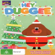 HEY DUGGEE: THE TINSEL BADGE (2015) DVD
