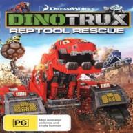 DINOTRUX REPTOOL RESCUE (2016) DVD
