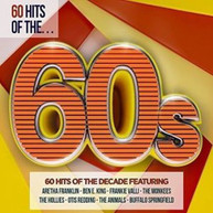 60 HITS OF THE 60S / VARIOUS (UK) CD