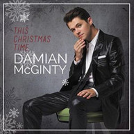 DAMIAN MCGINTY - THIS CHRISTMAS TIME CD