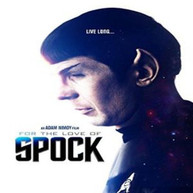 FOR THE LOVE OF SPOCK (MOD) DVD