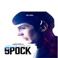 FOR THE LOVE OF SPOCK (MOD) BLURAY