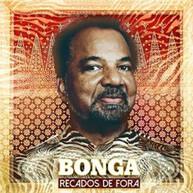 BONGA - RECADOS DE FORA (UK) CD