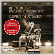 BEETHOVEN /  BRAHMS / NEW PHILHARMONIA ORCHESTRA - KLEMPERER'S LONG DVD