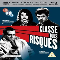 CLASSE TOUS RISQUES (2PC) (+DVD) (UK) BLURAY