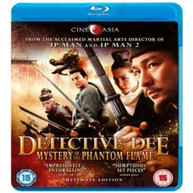 DETECTIVE DEE MYSTERY OF THE PHANTOM FLAME BLURAY