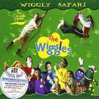 WIGGLES - WIGGLY SAFARI CD