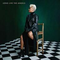 EMELI SANDE - LONG LIVE THE ANGELS (CLEAN) (DLX) CD