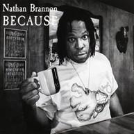 NATHAN BRANNON - BECAUSE CD