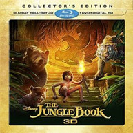 JUNGLE BOOK - JUNGLE BOOK (+DVD) (+BLURAY) BLURAY