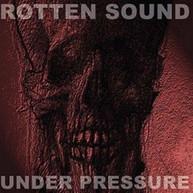 ROTTEN SOUND - UNDER PRESSURE (UK) VINYL