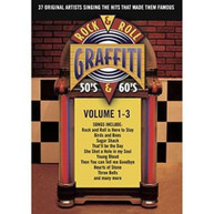 ROCK &  ROLL GRAFFITI - 1 & 2 & 3 - ROCK & ROLL GRAFFITI - 1 & 2 & 3 - DVD
