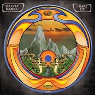 HARVEY MANDEL - SNAKE PIT (DIGIPAK) CD