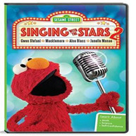 SESAME STREET: SINGING WITH THE STARS 2 DVD