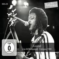 ASWAD - LIVE AT ROCKPALAST: COLOGNE 1980 (UK) VINYL