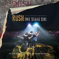 RUSH - TIME STAND STILL (DIGIPAK) BLURAY